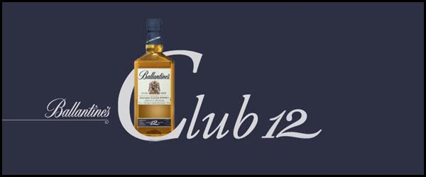 Ballantine&#039;s-Club-12-logo