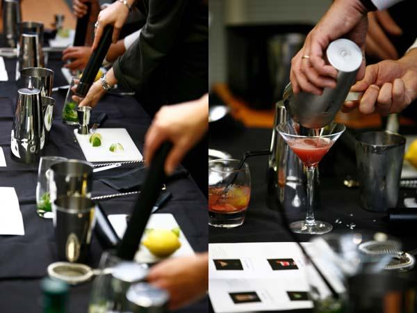 Cours de Cocktail à Domicile