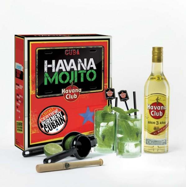 Havana Club Coffret Mojito Purement Cubain