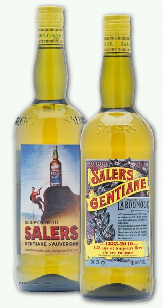 Salers Bouteille Collector 125 ans