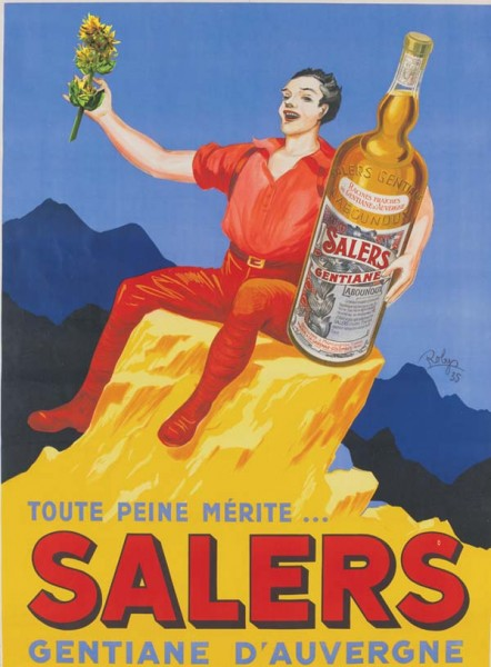 Salers Affiche Robis