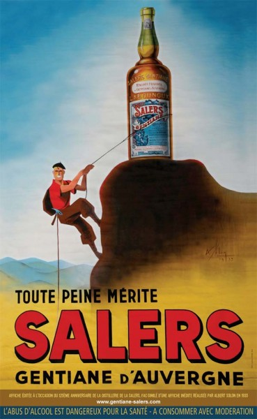 Salers Affiche Solon