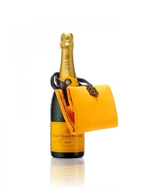 Veuve Clicquot Shopping Bag