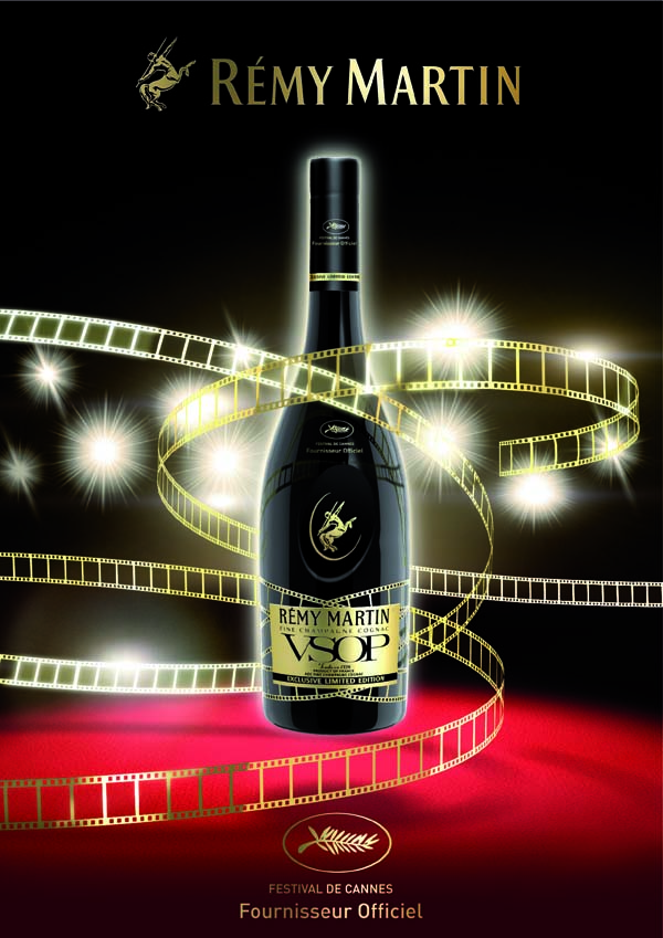 Rmy Martin VSOP Edition Limite Festival de Cannes 2011