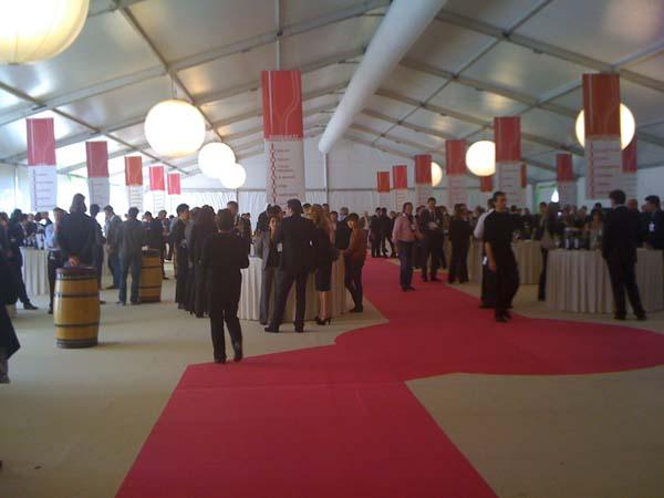 Primeurs Bordeaux 2011 @ Cercle Rive Droite