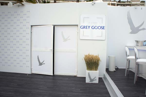 Carr Grey Goose