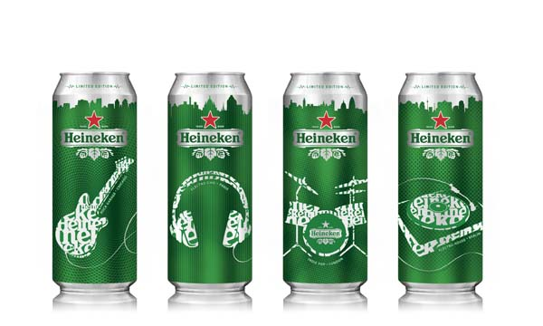 Heineken Spring Collection