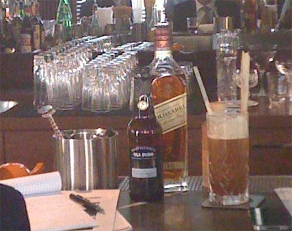 Diageo Reserve World Class 2011